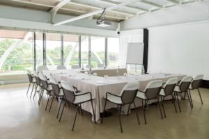 disposizione location perfetta per un meeting aziendale