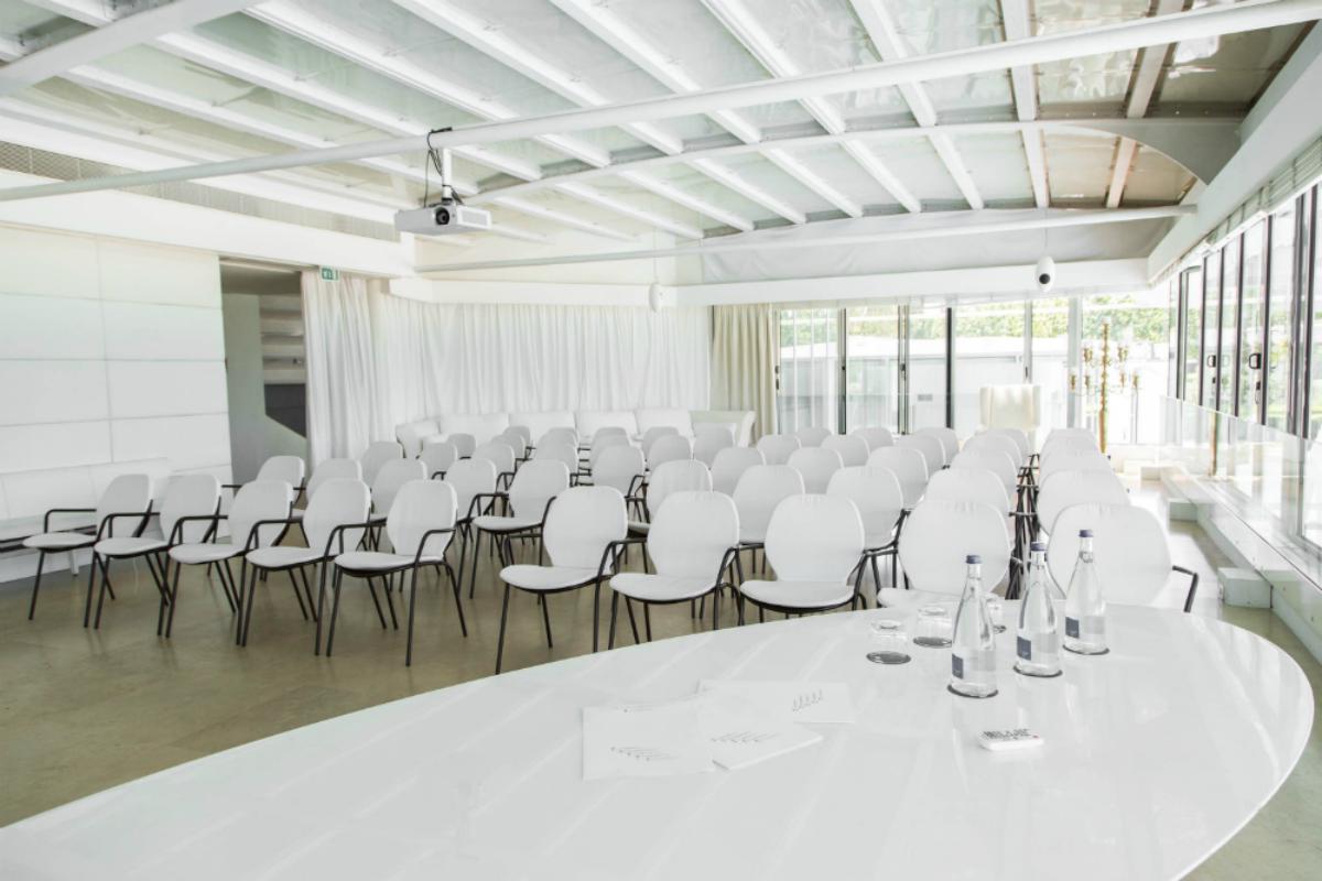 location perfetta per un meeting aziendale