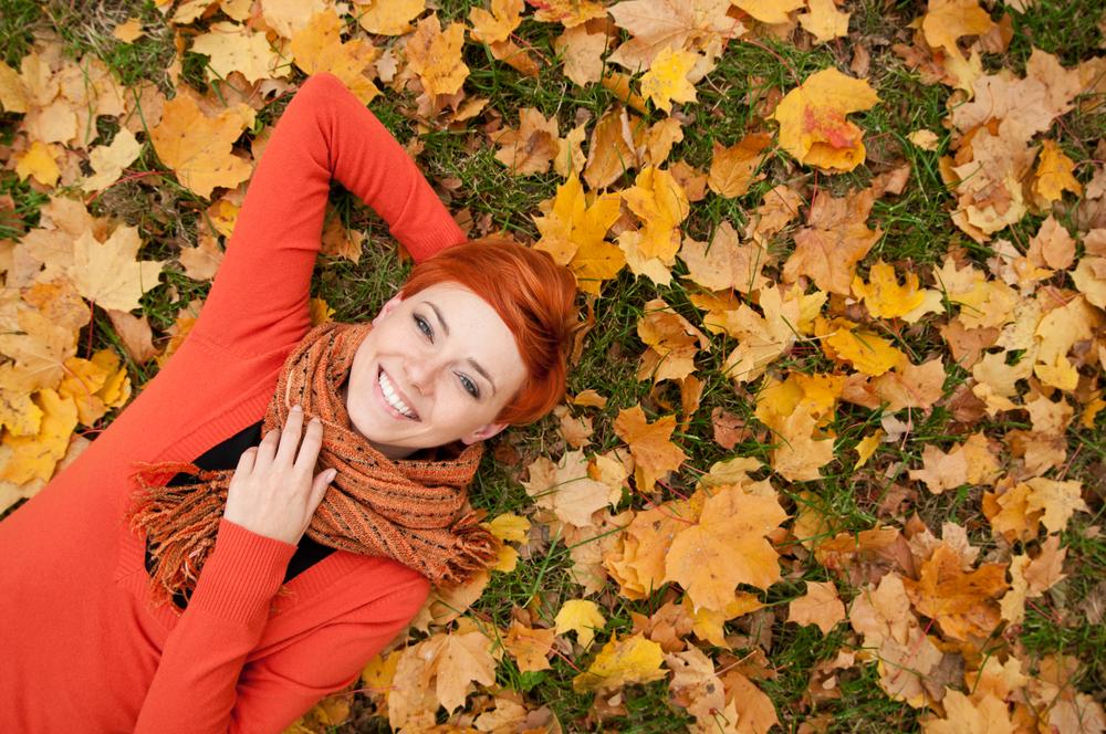 rituali di benessere in autunno